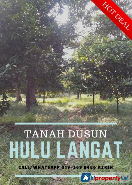 Picture of Agricultural Land for sale in Hulu Langat