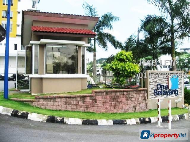 Picture of 3 bedroom Apartment for sale in Selayang