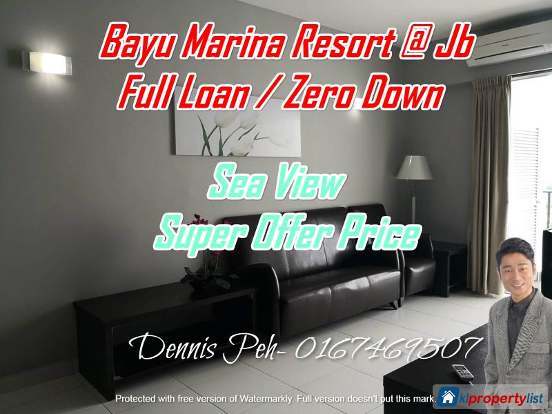 Picture of 2 bedroom Serviced Residence for sale in Johor Bahru