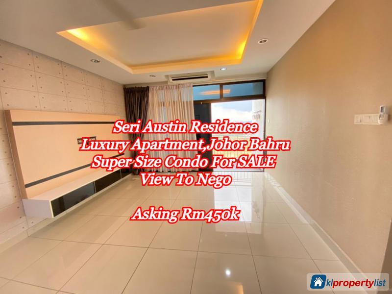 Picture of 3 bedroom Condominium for sale in Johor Bahru