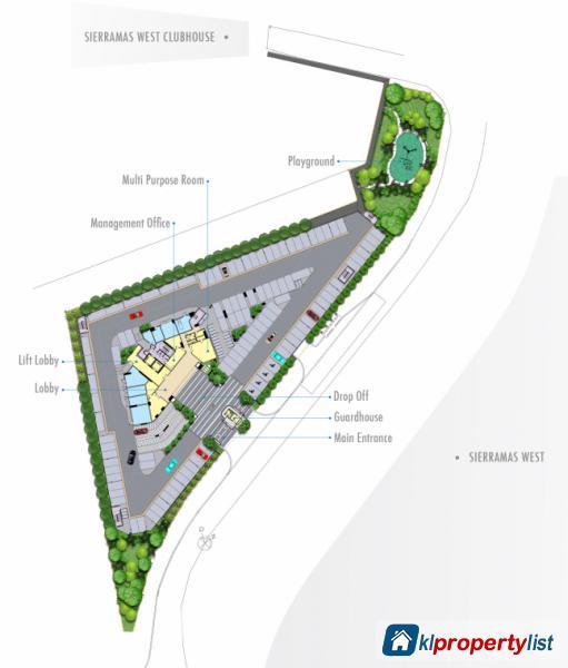Picture of 3 bedroom Condominium for rent in Sungai Buloh in Malaysia