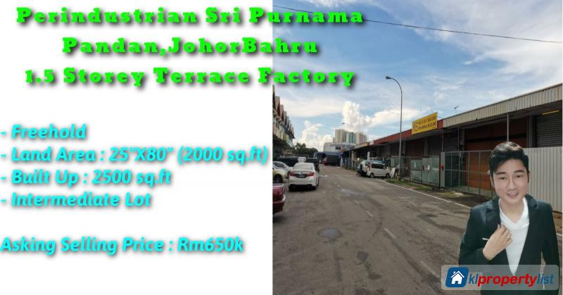 Picture of Factory for sale in Johor Bahru