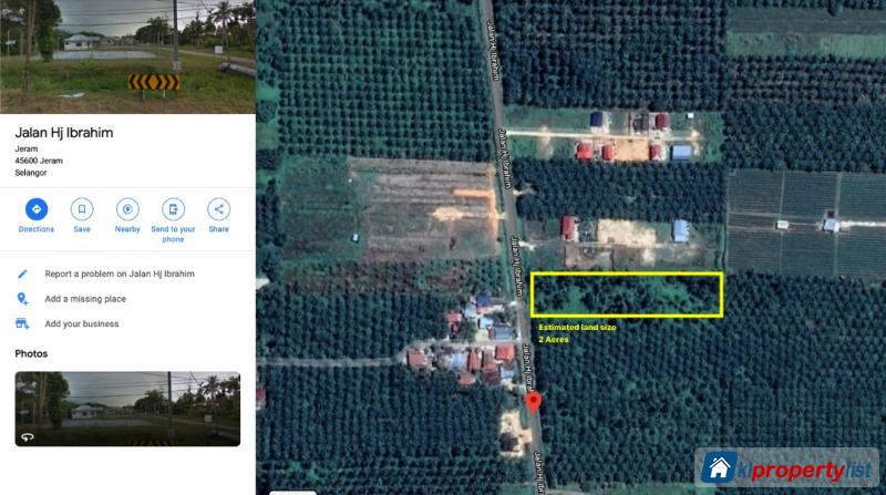 Picture of Industrial Land for rent in Kuala Selangor