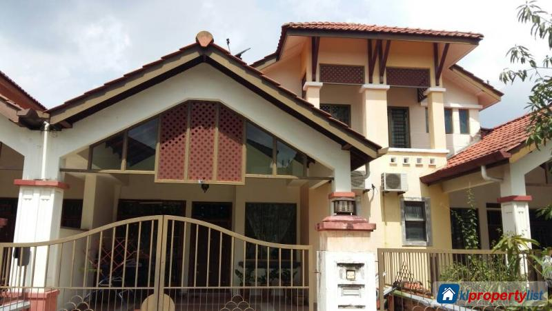 Picture of 3 bedroom 1.5-sty Terrace/Link House for sale in Skudai