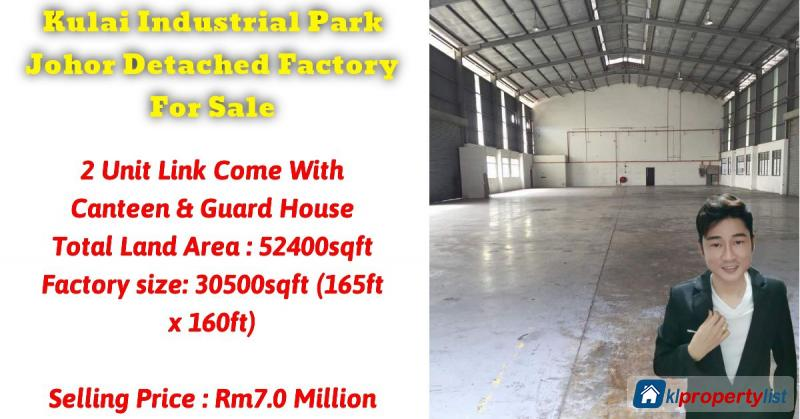 Picture of Factory for sale in Kulai