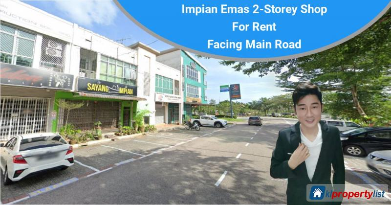 Picture of Shop for rent in Skudai
