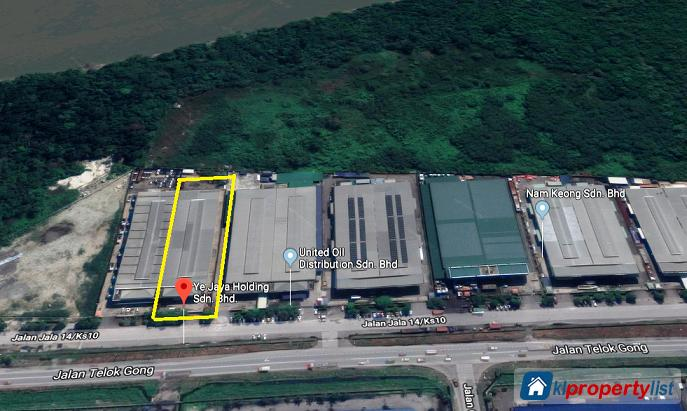 Picture of Factory for sale in Port Klang