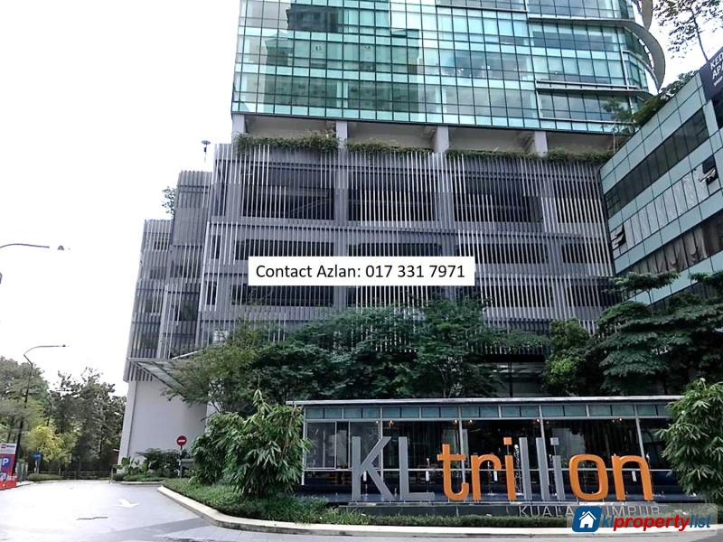 Picture of Office for rent in KLCC