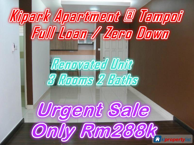 Picture of 2 bedroom Apartment for sale in Tampoi
