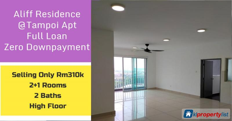 Picture of 3 bedroom Serviced Residence for sale in Tampoi