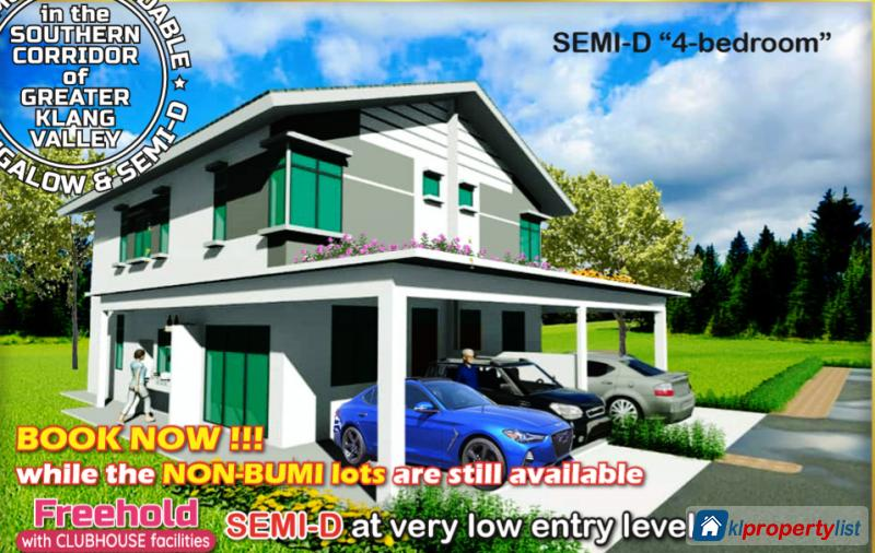 Picture of 4 bedroom Semi-detached House for sale in Lenggeng