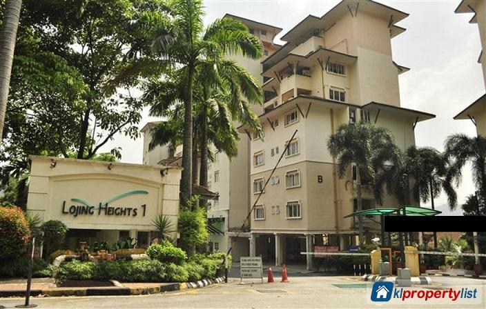 Picture of 3 bedroom Condominium for sale in Wangsa Maju