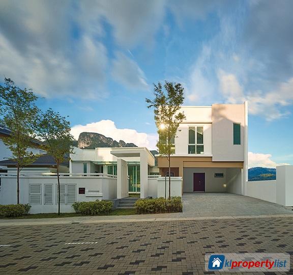 Picture of 5 bedroom Twin Villas for sale in Taman Melawati