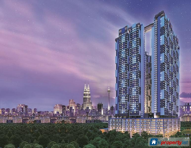 Picture of 3 bedroom Condominium for sale in Setapak