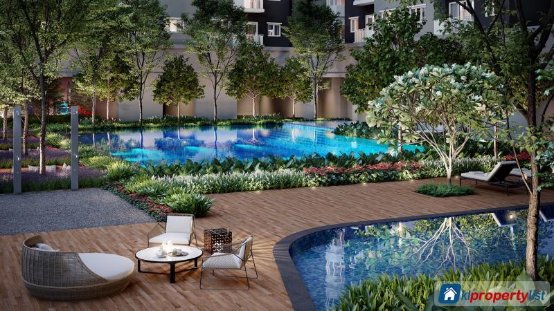 3 bedroom Condominium for sale in Setapak in Kuala Lumpur