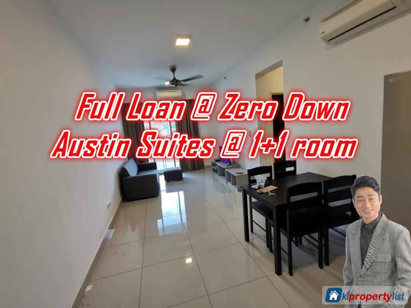 Picture of 1 bedroom Serviced Residence for sale in Johor Bahru