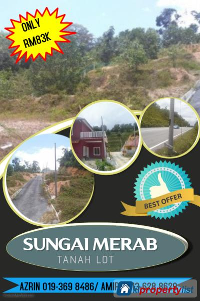 Picture of Residential Land for sale in Bangi