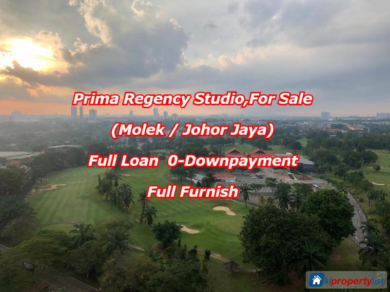 Picture of 1 bedroom Apartment for sale in Johor Bahru