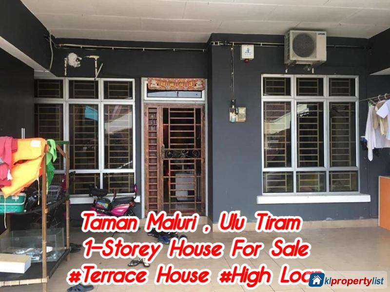 Picture of 3 bedroom 1-sty Terrace/Link House for sale in Ulu Tiram