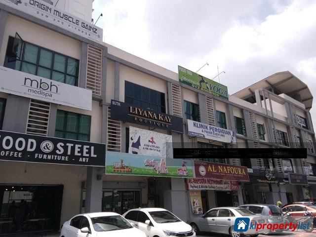 Picture of Shop-Office for sale in Wangsa Maju