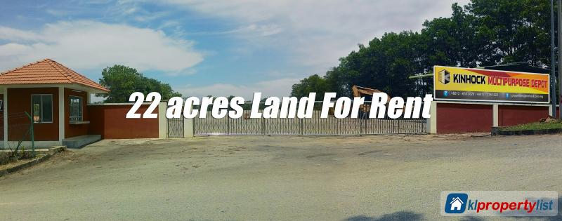 Picture of Commercial Land for rent in Seremban