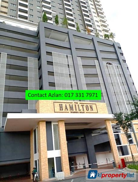 Picture of 3 bedroom Condominium for rent in Wangsa Maju