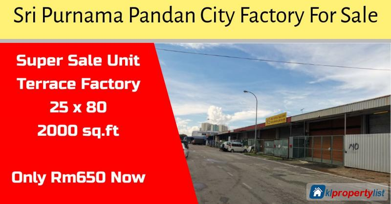 Picture of Warehouse/Store for sale in Johor Bahru