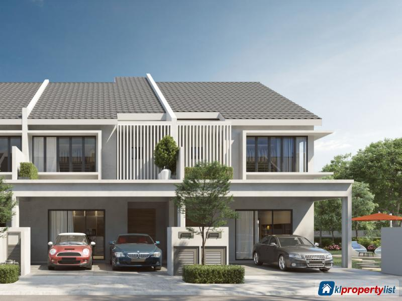 Picture of 4 bedroom 2-sty Terrace/Link House for sale in Cyberjaya
