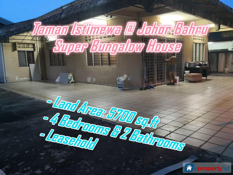 Picture of 4 bedroom Bungalow for sale in Johor Bahru