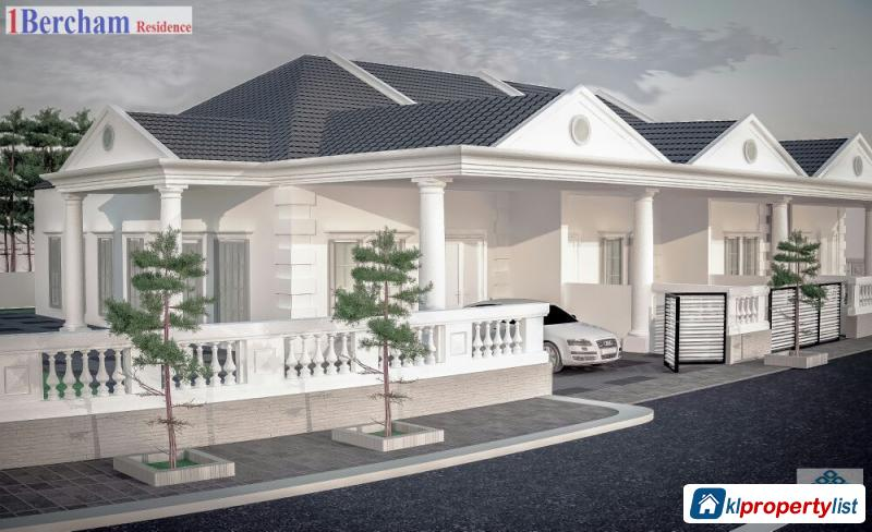 Picture of 3 bedroom 1-sty Terrace/Link House for sale in Ipoh