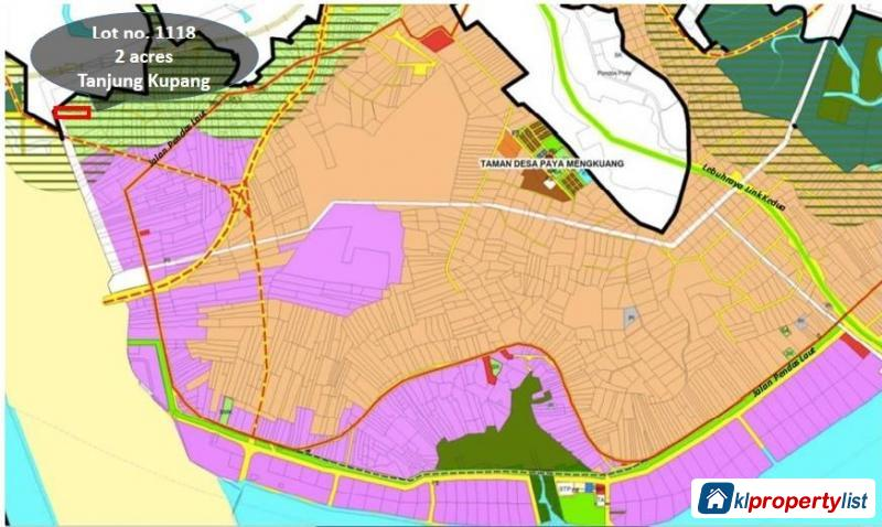 Picture of Residential Land for sale in Johor Bahru
