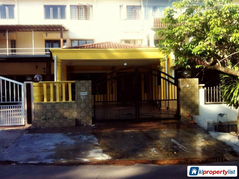 Picture of 5 bedroom 3-sty Terrace/Link House for sale in Wangsa Maju