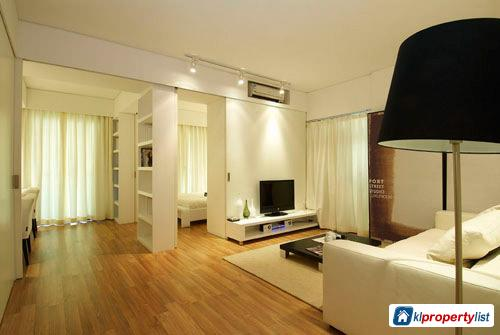 Picture of Soho Apartment for sale in Setia Alam