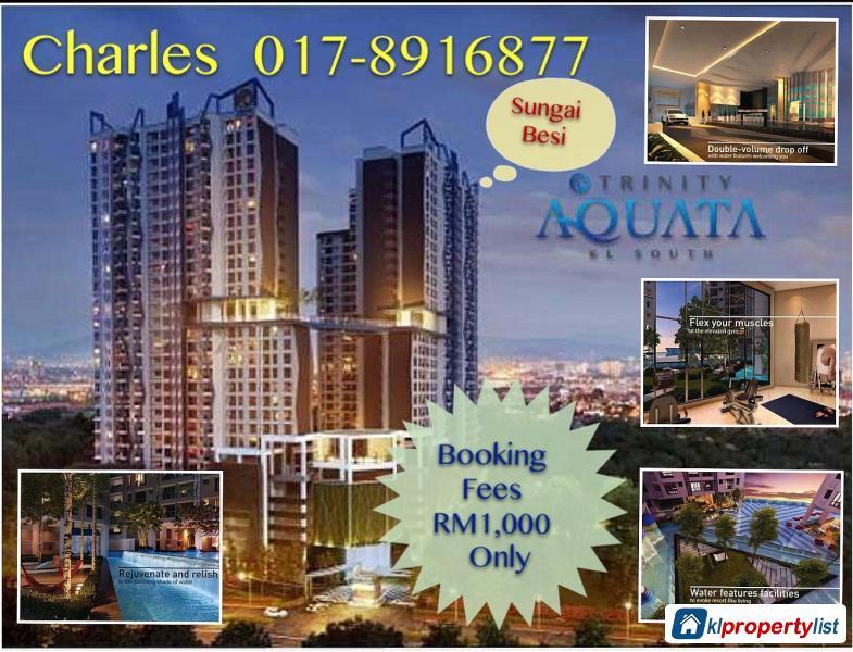 Picture of 3 bedroom Condominium for sale in Ara Damansara