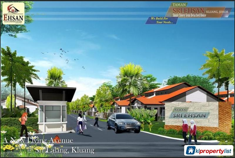 Picture of 4 bedroom Semi-detached House for sale in KL City