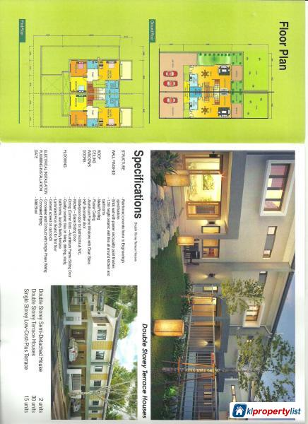 Picture of 3 bedroom 2-sty Terrace/Link House for sale in Kuching