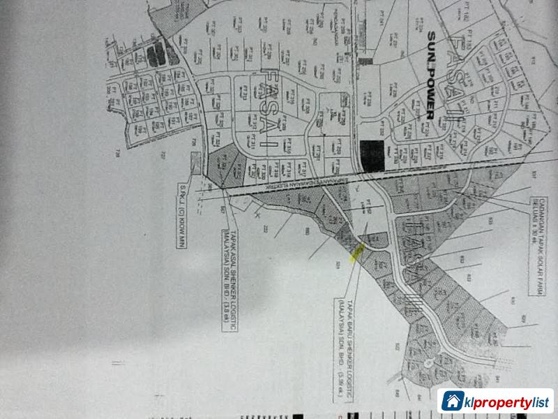 Picture of Industrial Land for sale in Batu Berendam