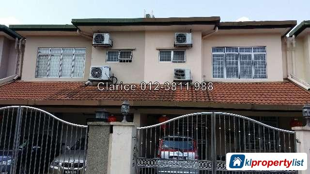 Picture of 4 bedroom 2-sty Terrace/Link House for sale in KL City