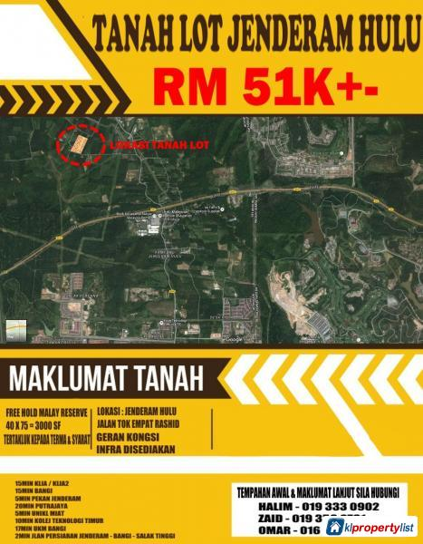 Picture of Residential Land for sale in Sepang