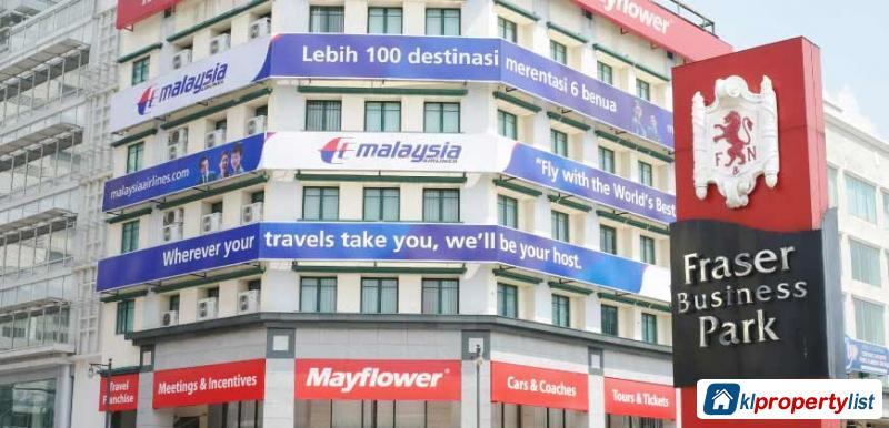 Picture of Office for sale in KL Sentral