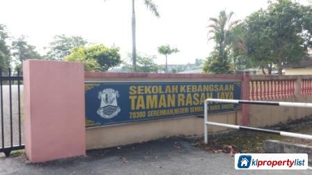 3 bedroom 2-sty Terrace/Link House for sale in Seremban in Negeri Sembilan