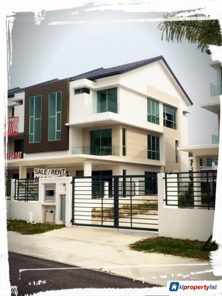 Picture of 5 bedroom 3-sty Terrace/Link House for sale in Bandar Botanic