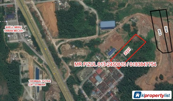 Picture of Agricultural Land for sale in Gombak