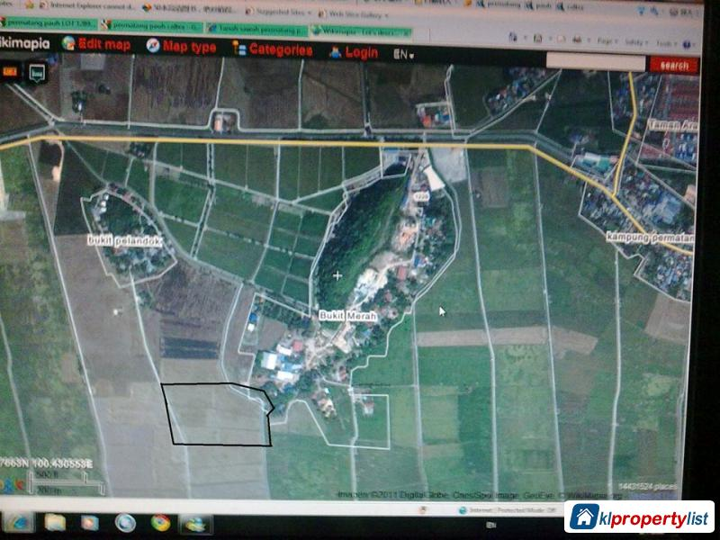 Picture of Agricultural Land for sale in Setapak
