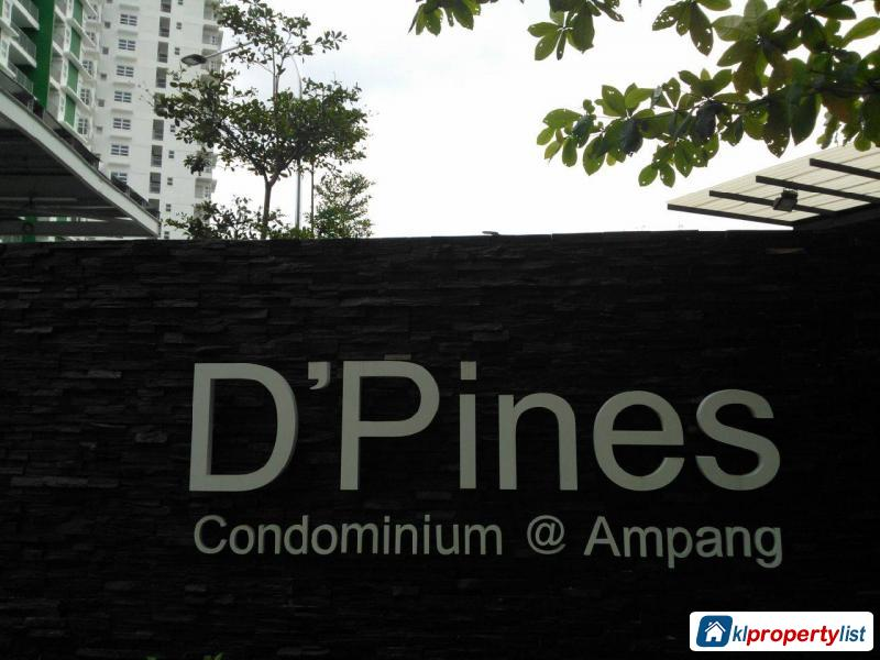 Picture of 4 bedroom Condominium for sale in Ampang
