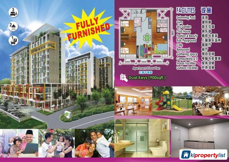 Picture of Apartment for sale in Kuching