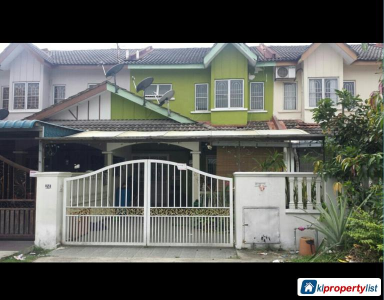 Picture of 4 bedroom 2-sty Terrace/Link House for sale in Sentul