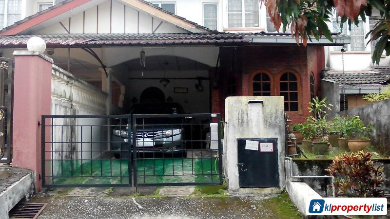 Picture of 3 bedroom 2-sty Terrace/Link House for sale in Sentul