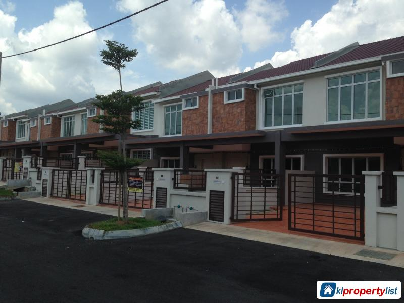 Picture of 3 bedroom 2-sty Terrace/Link House for sale in Desa Pandan