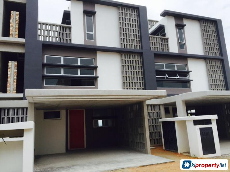 Picture of 4 bedroom 3-sty Terrace/Link House for sale in Desa Pandan